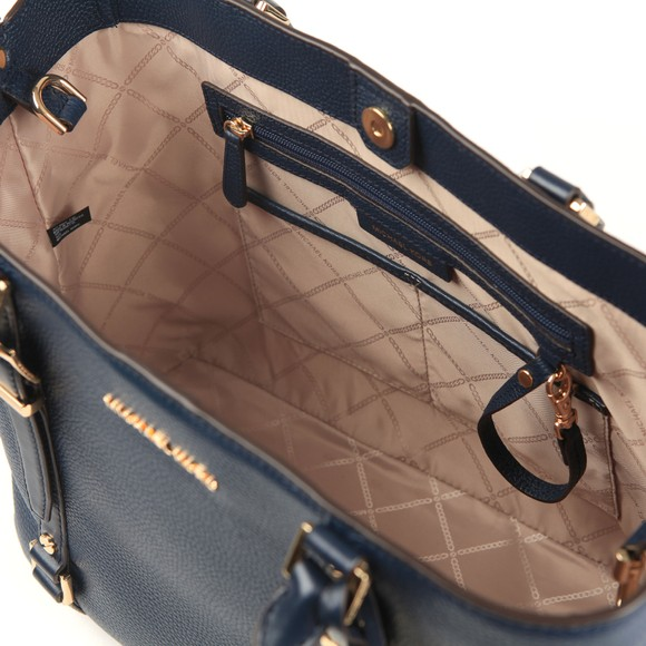 Michael Kors Womens Blue Bedford Legacy Bag main image