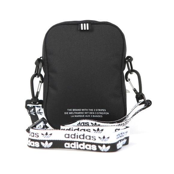 adidas Originals Mens Black Festival Bag main image