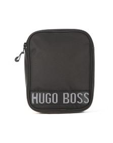 BOSS Boys Black Boys Tape Logo Bag