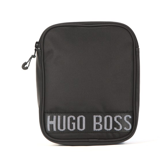 BOSS Boys Black Boys Tape Logo Bag main image