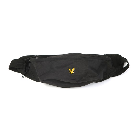 Lyle and Scott Mens Black Cross Body Sling main image