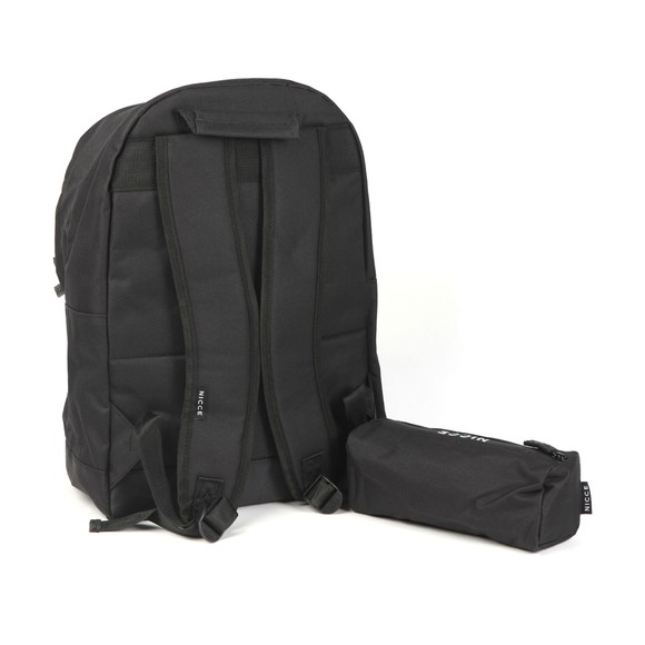Nicce Mens Black Andel Backpack main image