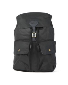 Barbour Lifestyle Mens Blue New Beaufort Backpack