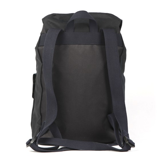 Barbour Lifestyle Mens Blue New Beaufort Backpack main image