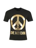 Large Peace Logo T Shirt