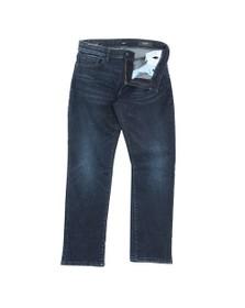 BOSS Mens Blue Casual Super Stretch Denim Jean
