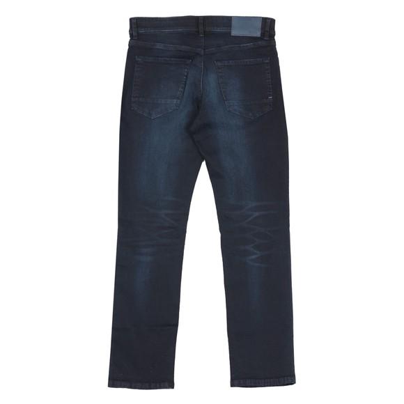 BOSS Mens Blue Casual Super Stretch Denim Jean main image