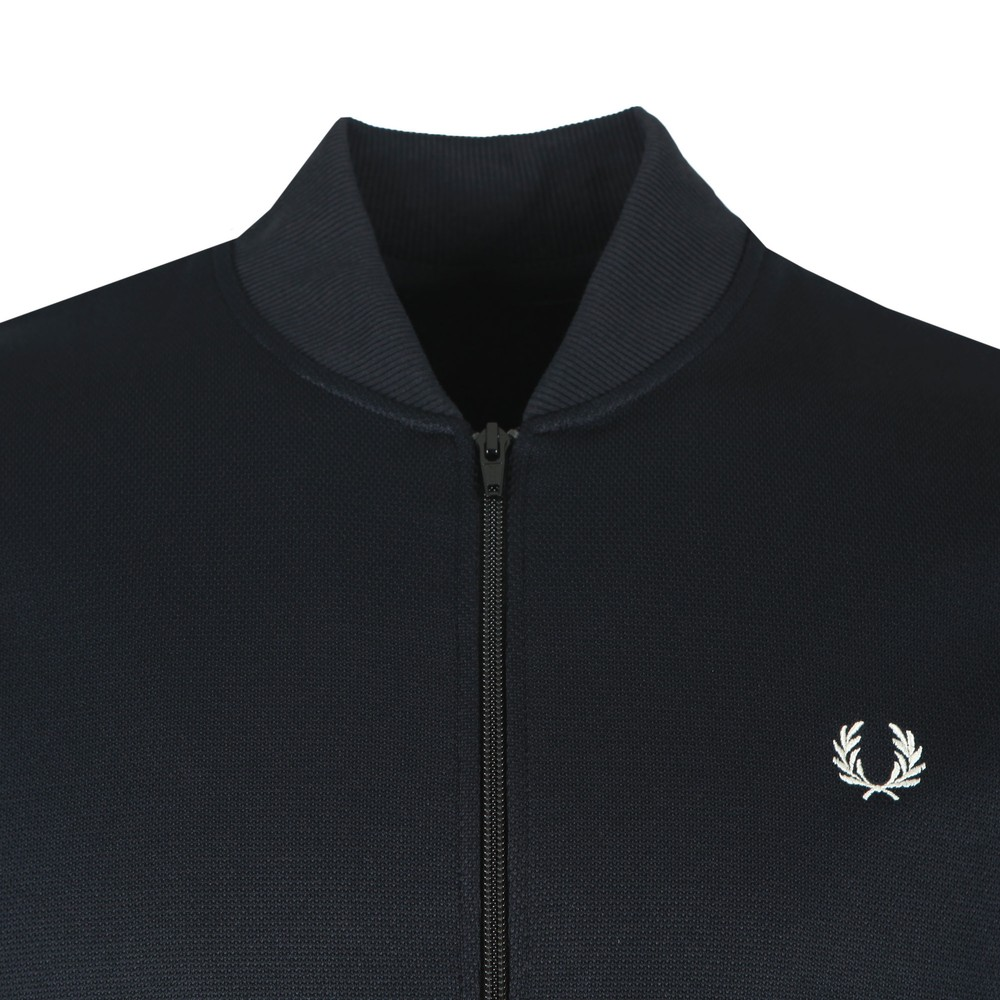 Bomber Neck Track Jacket main image