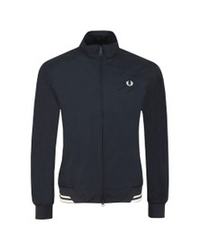 Fred Perry Mens Blue The Brentham Jacket