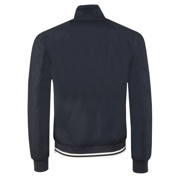 Fred Perry Mens Blue The Brentham Jacket main image