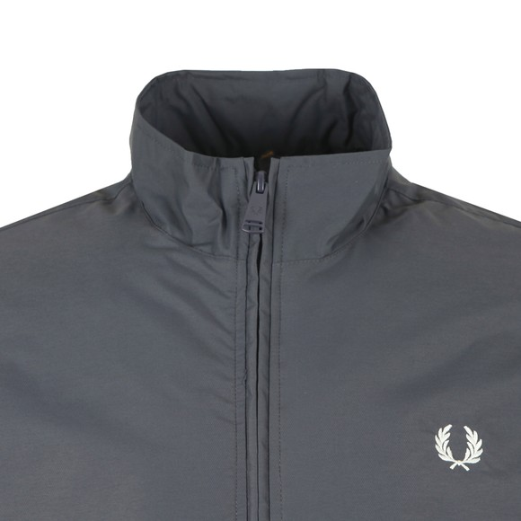 Fred Perry Mens Grey The Brentham Jacket main image