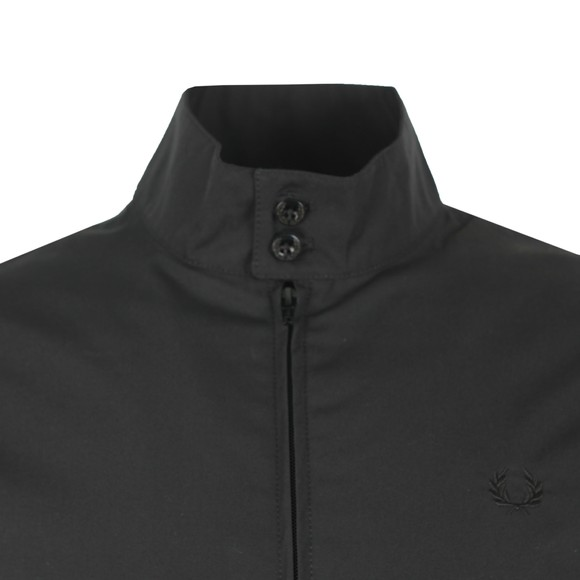 Fred Perry (Reissues) Mens Black Made in England Harrington