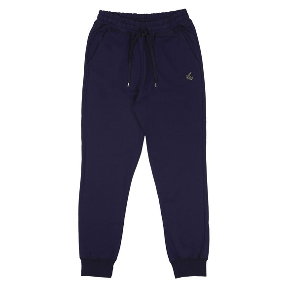 Vivienne Westwood Anglomania Mens Blue Classic Tracksuit Bottoms