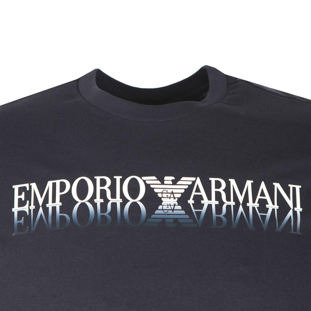 Mirrored Logo T Shirt main image