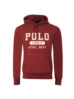 Athletic Logo Overhead Hoody