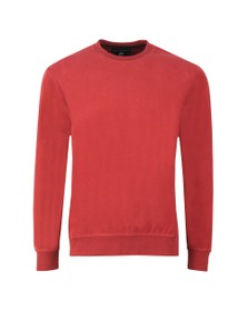Edwin Mens Red Edwin Nicki Sweat
