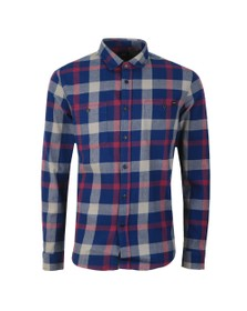 Edwin Mens Blue Labour Shirt
