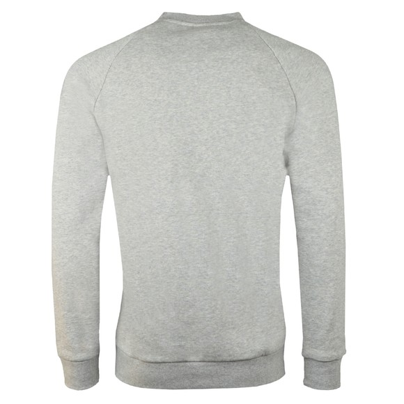 adidas Originals Mens Grey 3 Stripes Sweat main image