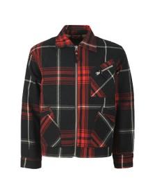 Vivienne Westwood Anglomania Mens Black Factory Jacket