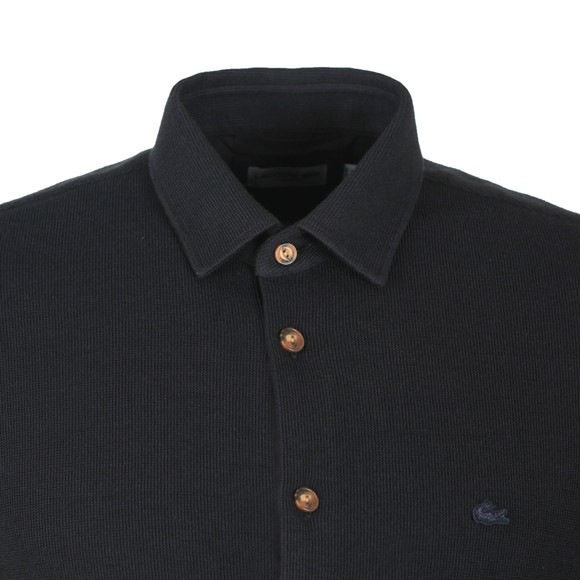 Lacoste Mens Blue CH9763 Overshirt main image