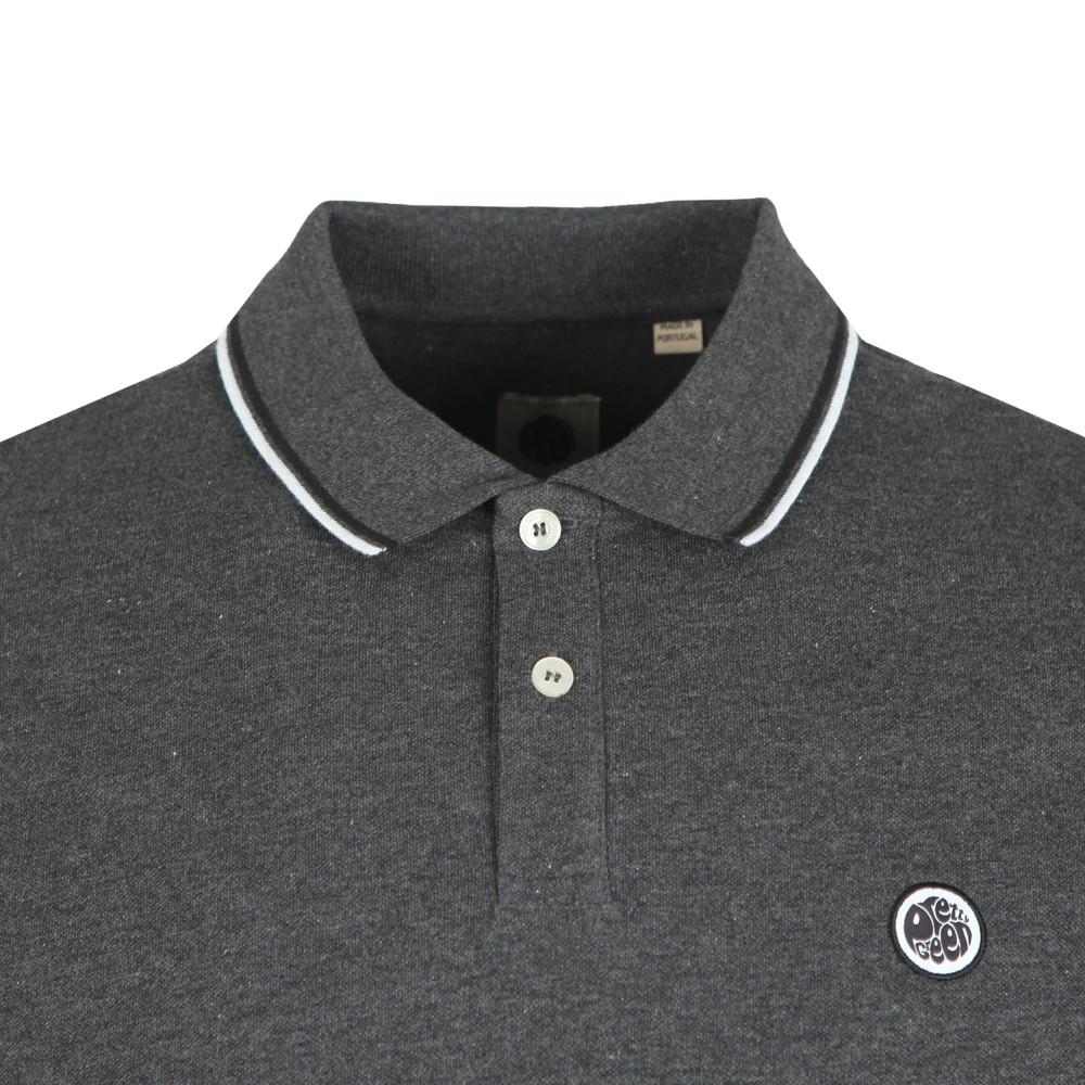 Tipped Pique Polo Shirt main image