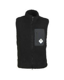 Barbour Beacon Mens Black Lagg Gilet