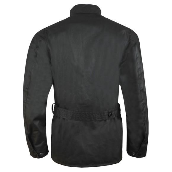 Barbour Icons Mens Black International Wax Jacket main image
