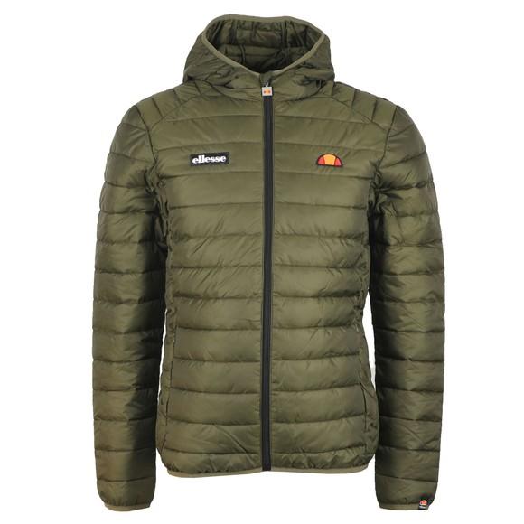 Ellesse Mens Green Lombardy Jacket main image