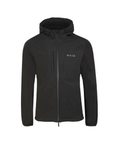 Nicce Mens Black Nio Jacket