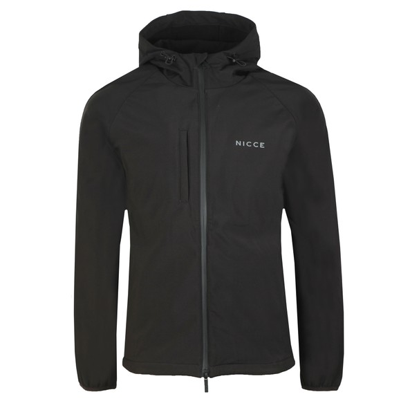 Nicce Mens Black Nio Jacket main image