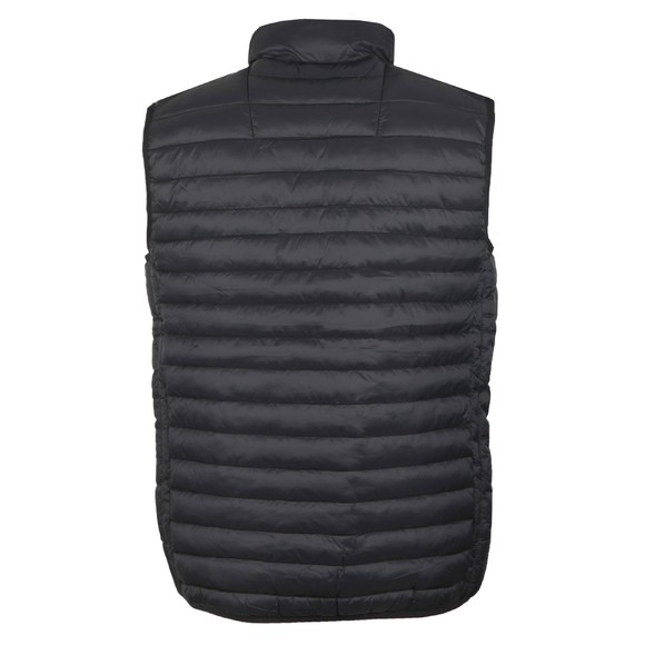 Nicce Mens Black Maidan Gilet main image