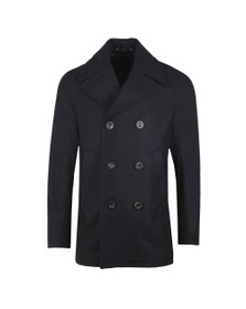 Private White V.C. Mens Blue The Peacoat