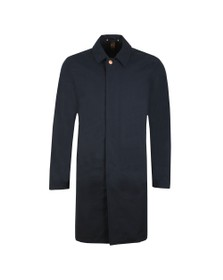 Private White V.C. Mens Black The Ventile Mac