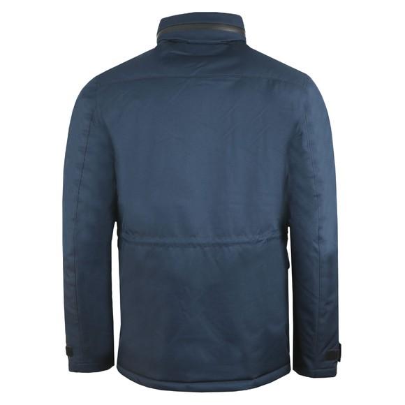 J.Lindeberg Mens Blue Tracer Tech Jacket main image