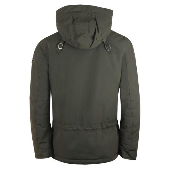 Napapijri Mens Green Skidoo 2 Jacket main image