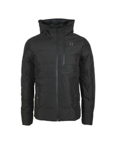 Eleven Degrees Mens Black K2 Jacket