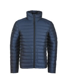 Superdry Mens Blue Double Zip Fuji Jacket