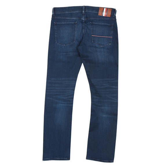 Tommy Hilfiger Mens Lecon Blue Denton Straight Jean main image