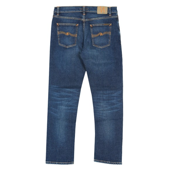 Nudie Jeans Mens Dark Classic Steady Eddie Jean