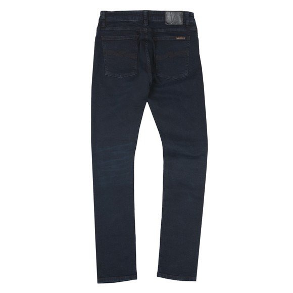 Nudie Jeans Mens Blue Skinny Lin Jean main image