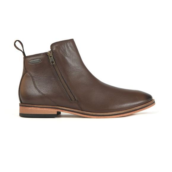 Superdry Mens Brown Trenton Zip Boot