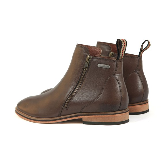 Superdry Mens Brown Trenton Zip Boot main image