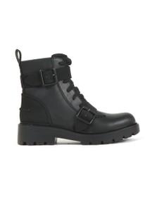 Ugg Womens Black Noe Boot