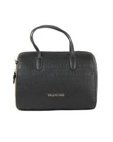 Valentino by Mario Womens Black Winter Dory Satchel