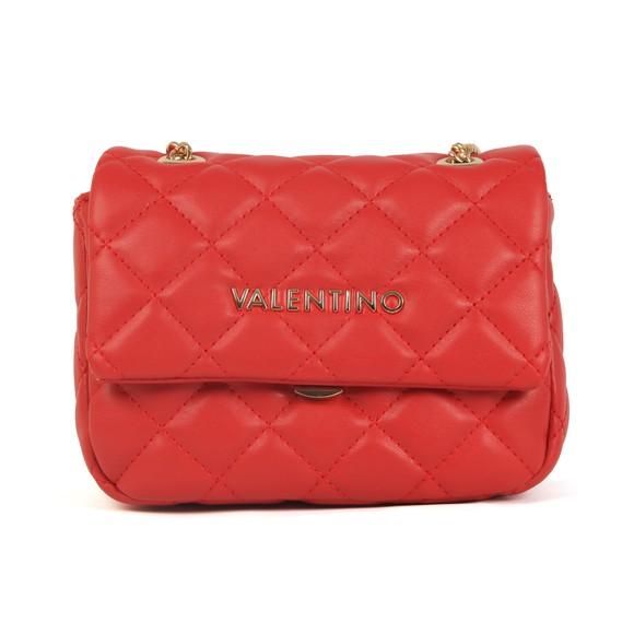 Valentino by Mario Womens Red Ocarina Small Satchel main image