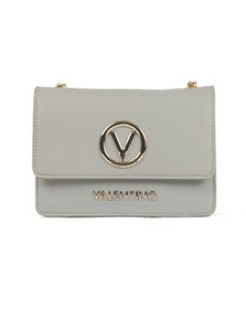 Valentino by Mario Womens Grey Sax Small Satchel