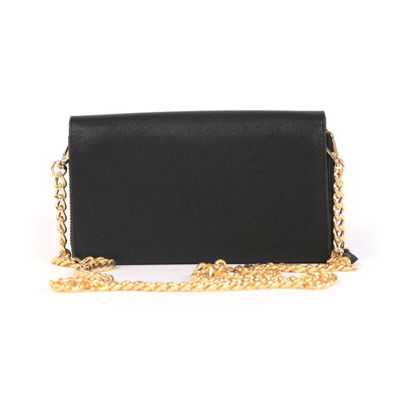 Valentino by Mario Womens Black Sax Clutch main image