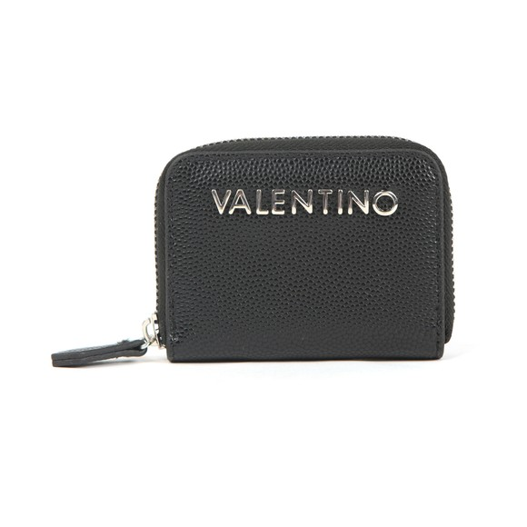 Valentino by Mario Womens Black Divina Coin Purse main image