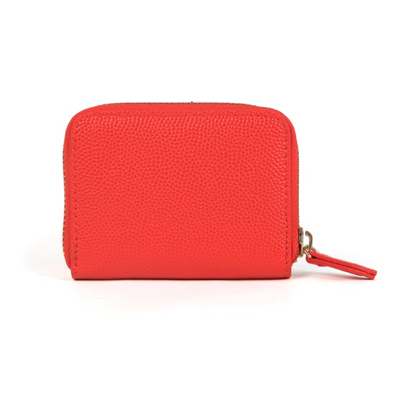 Valentino by Mario Womens Red Divina Coin Purse main image