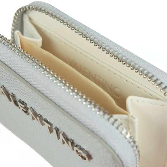 Valentino by Mario Womens Silver Divina Coin Purse main image